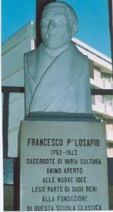 Busto di Francesco Paolo Losapio