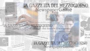 Locandina NewspaperGame - Gazzetta del Mezzogiorno