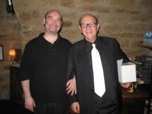 Il famoso Jazzista Lino Patruno