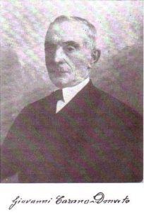 Giovanni Carano Donvito