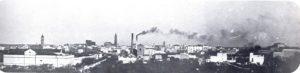 Ciminiere industriali di Gioia