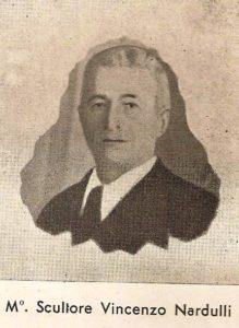 Scultore Vincenzo Nardulli