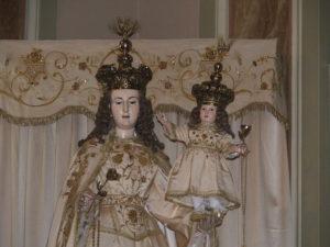 2. Madonna e Gesù bambino (part.)