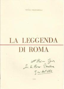 Leggenda di Roma