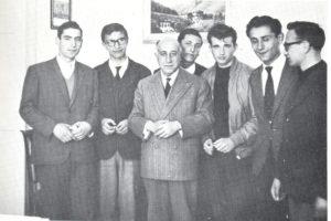 Alunni e F. Matarrese