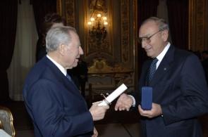 Medaglia Presidente Ciampi