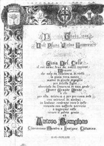 Premio Gioia ad A. Benagiano