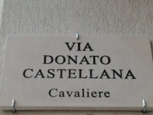 Via Castellano