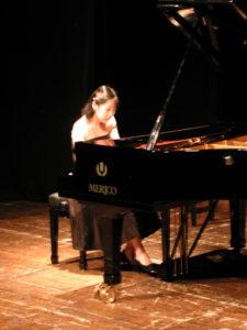 La Pianista Eleonora Em - Vincitrice Assoluta