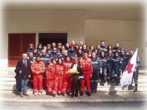 Delegazione gioiese della Croce Rossa Italiana