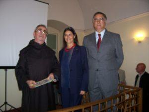 Fra Serafino Melchiorre - Stefania Severi - Giuseppe Cetola