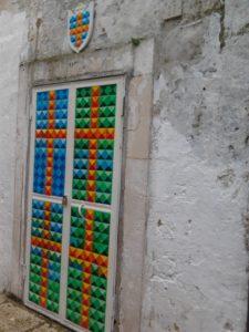 porta crociata