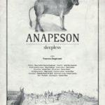 ' Anapeson ' di Francesco Dongiovanni