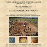 Nuovi Scavi Archeologici a Monte Sannace