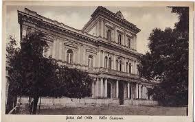 La Villa Cassano