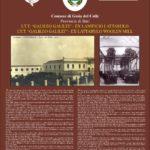 Consegna alla città di Gioia dei primi due pannelli turistico-informativi