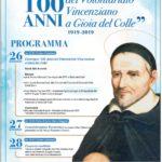 Primo centenario del Gruppo di Volontariato Vincenziano a Gioia (1919-2019)