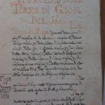 Apprezzo della Terra di Gioja del 1653