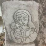 La Madonna Odegitria nell'Arco Mastrocinto