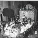 Il Carro trionfale in onore del Sacro Cuore di Gesù