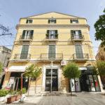 Palazzo Giordani, già Palazzo Milano