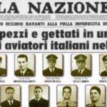 1961-2021: 60  anni dall'eccidio di 13 aviatori italiani a Kindu