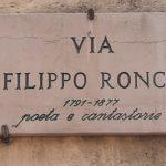 Via Filippo Ronco