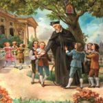 La benedizione di San Filippo Neri ai gioiesi
